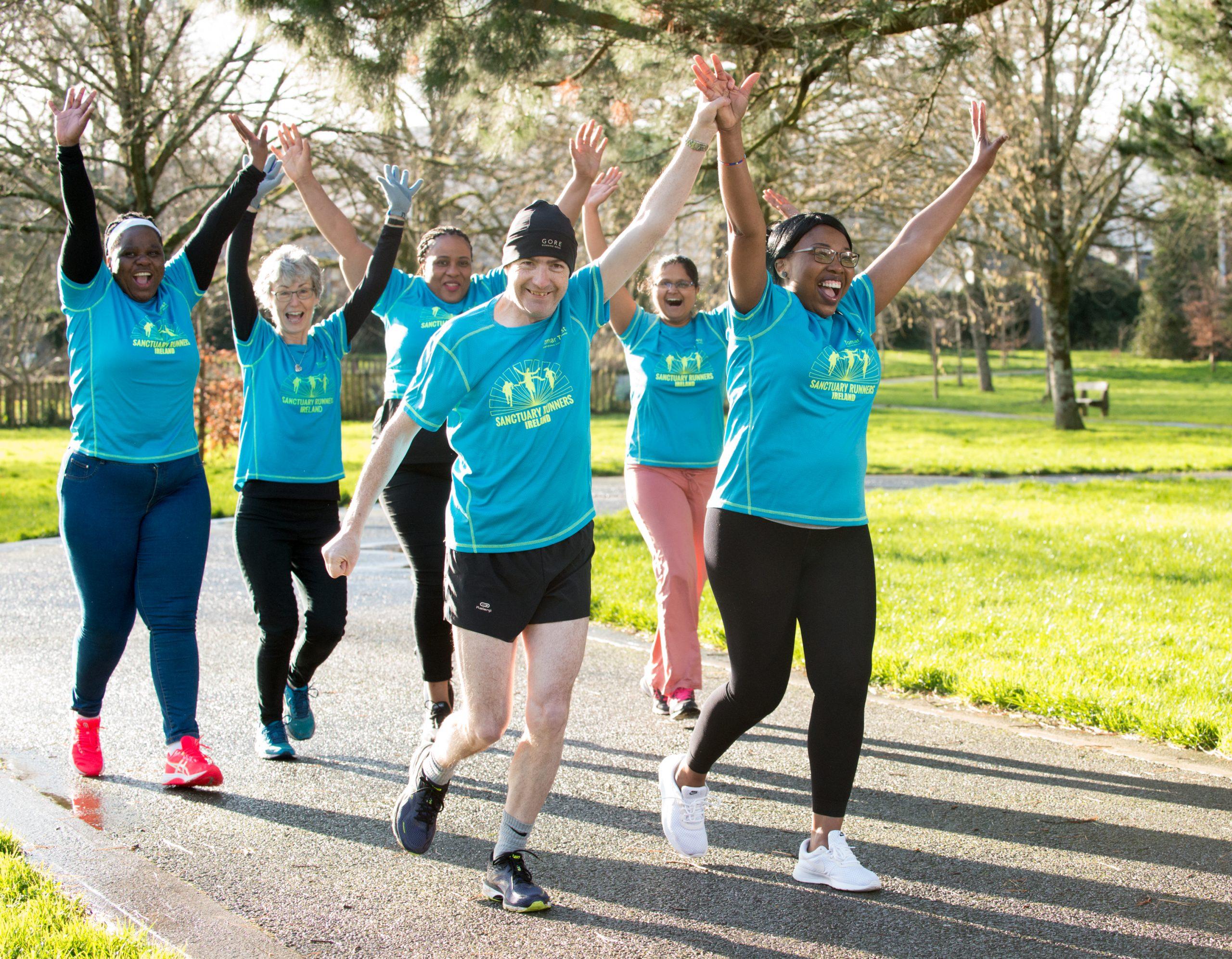 The Kingdom's Sanctuary Runners to run